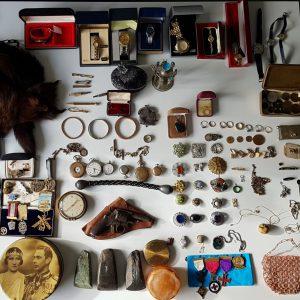 Miscellaneous antiques