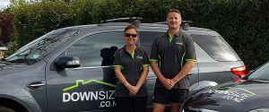 DownSize NZ logo phone 0800 833 396